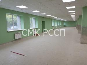 """Военторг """"Пятерочка"""" СМК Ремспецстройпроект"""