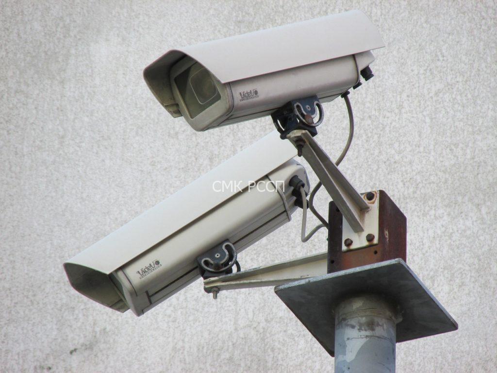 Камеры, установка системы видеонаблюдения