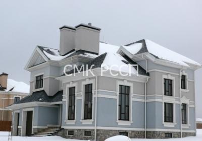 """СМК РССП подрядчик в """"Грин Хилл"""""""