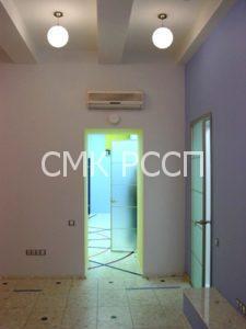 СМК Ремспецстройпроект выполнали кап.ремонт офиса Никомед
