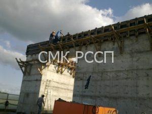 СМК РССП выполнила строительство МАПП Нехотеевка