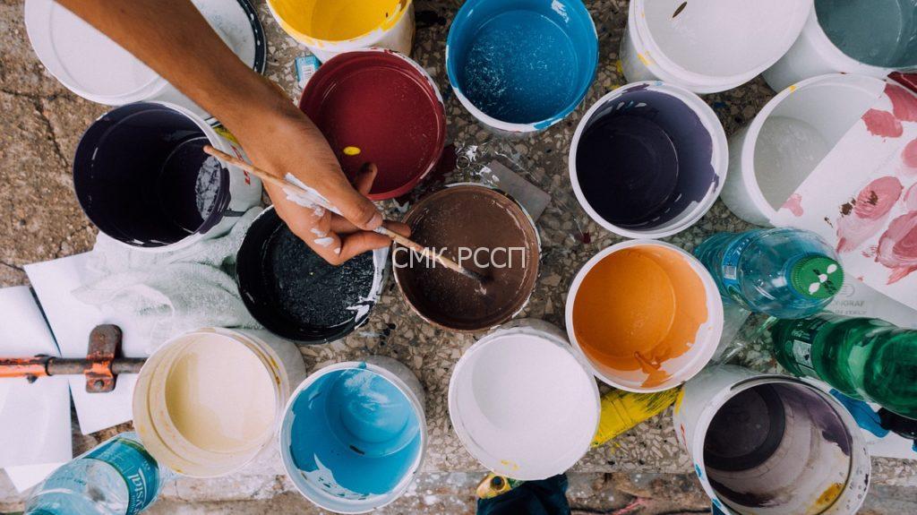 интерьерные краски